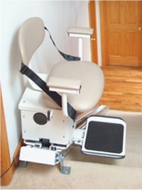 Summit Chair Lift straight stair lift information for your atlanta or chattanooga